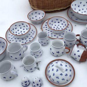 Modrá kolekce
